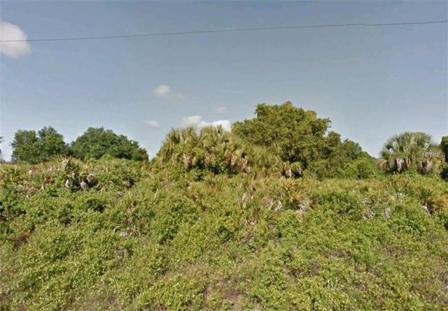 Lot 8 Selover Rd, North Port, FL 34287 (MLS #C7242693) :: Godwin Realty Group