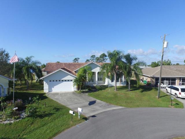 26021 Templar Lane, Punta Gorda, FL 33983 (MLS #C7245833) :: Medway Realty