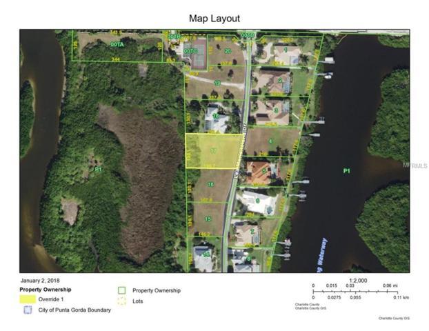 4031 Lea Marie Island Drive, Port Charlotte, FL 33952 (MLS #C7247206) :: Griffin Group