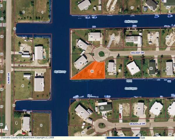 771 Holiday Drive, Punta Gorda, FL 33950 (MLS #C7247818) :: Griffin Group