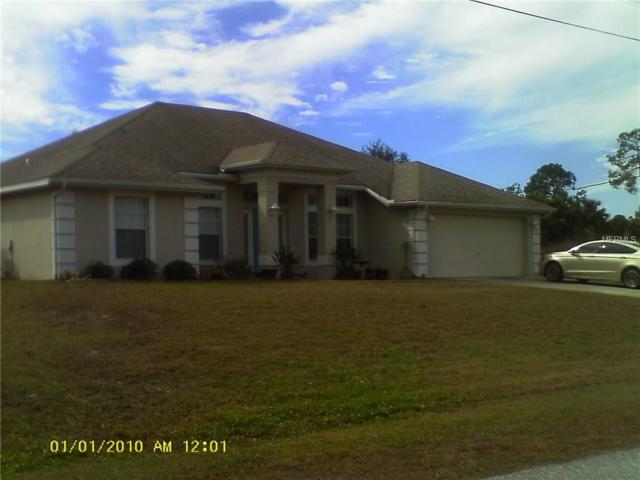 3431 Narcissus Terrace, North Port, FL 34286 (MLS #C7248034) :: KELLER WILLIAMS CLASSIC VI