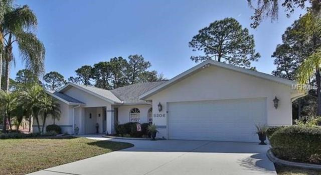 5206 San Luis Terrace, North Port, FL 34286 (MLS #C7248352) :: RE/MAX Realtec Group