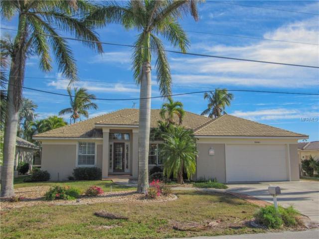 2461 Palm Tree Drive, Punta Gorda, FL 33950 (MLS #C7248683) :: The Lockhart Team
