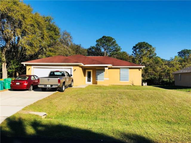 542 Hoffer Street, Port Charlotte, FL 33953 (MLS #C7249813) :: Griffin Group