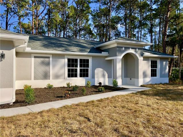 3549 Eagle Pass Street, North Port, FL 34286 (MLS #C7249985) :: Godwin Realty Group