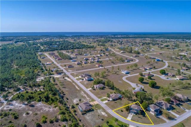 25734 Prada Drive, Punta Gorda, FL 33955 (MLS #C7250066) :: Premium Properties Real Estate Services