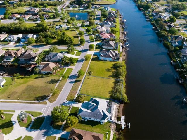 Pan American Boulevard, North Port, FL 34287 (MLS #C7250429) :: G World Properties