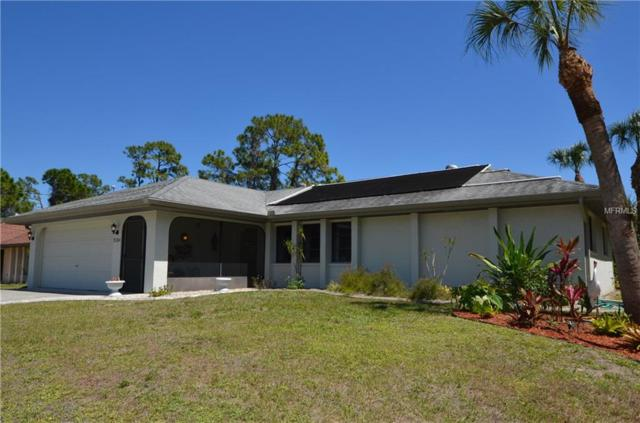 2184 Barksdale Street, Port Charlotte, FL 33948 (MLS #C7250900) :: Godwin Realty Group