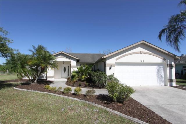 142 Orlando Boulevard, Port Charlotte, FL 33954 (MLS #C7250928) :: G World Properties