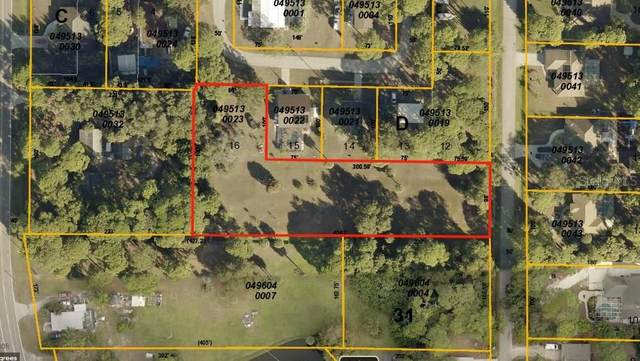 Grove Street, Englewood, FL 34223 (MLS #C7251340) :: Bustamante Real Estate