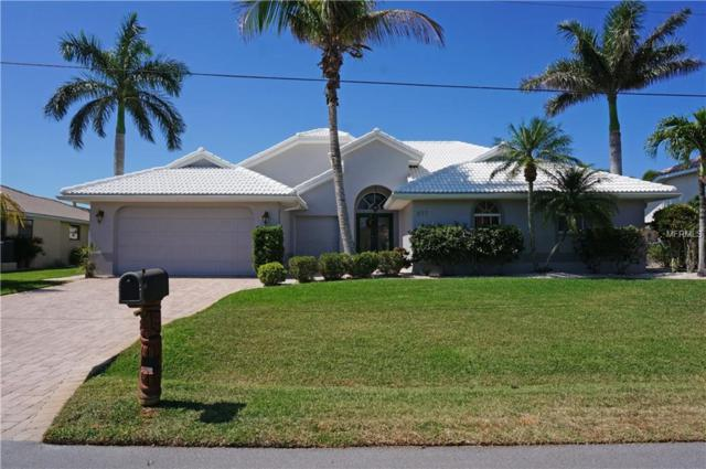 577 Toulouse Drive, Punta Gorda, FL 33950 (MLS #C7251344) :: RE/MAX Realtec Group