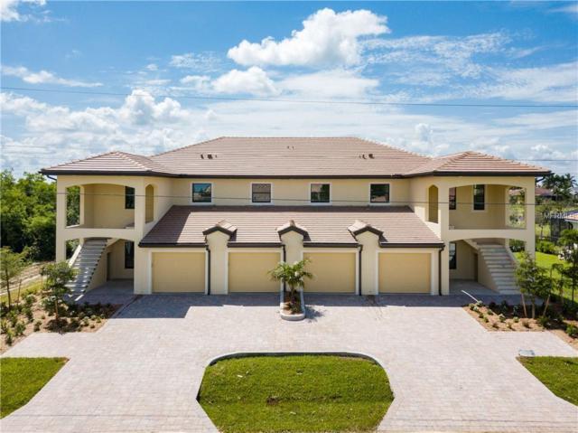 2059 Padre Island Drive #4, Punta Gorda, FL 33950 (MLS #C7400598) :: The Duncan Duo Team