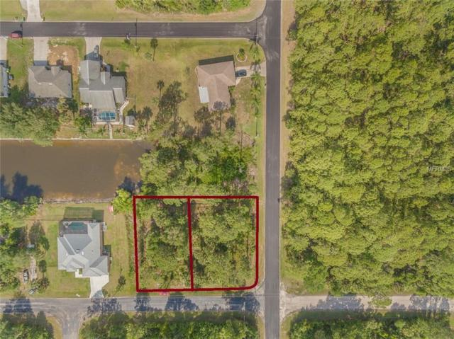 864 & 856 Mcdill Drive, Port Charlotte, FL 33953 (MLS #C7400612) :: Griffin Group