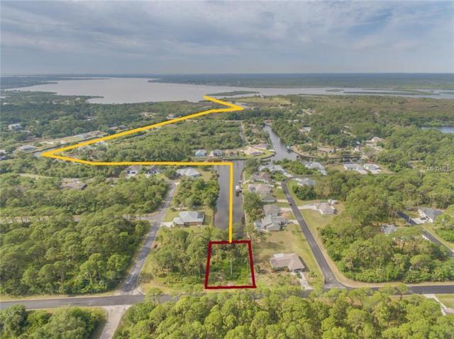 12095 Kraft Avenue, Port Charlotte, FL 33953 (MLS #C7400627) :: Griffin Group