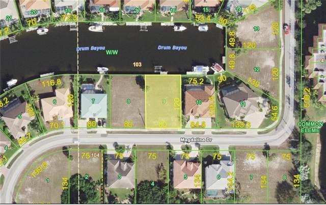 2322 Magdalina Drive, Punta Gorda, FL 33950 (MLS #C7400819) :: Pepine Realty