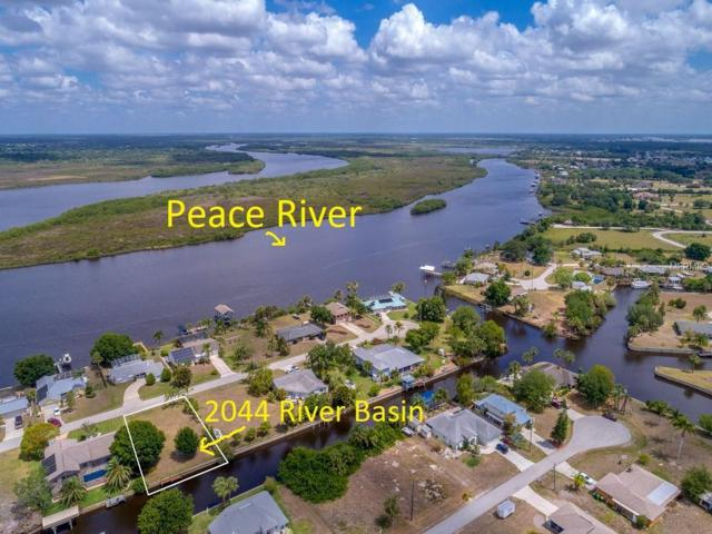2044 River Basin Terrace, Punta Gorda, FL 33982 (MLS #C7401020) :: The Duncan Duo Team