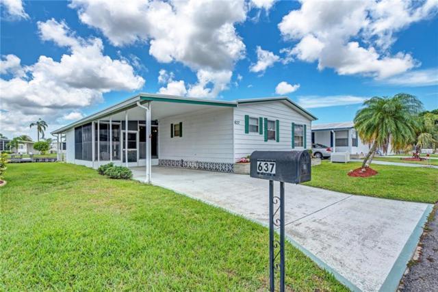 637 Fairmount Drive, North Port, FL 34287 (MLS #C7401237) :: The Duncan Duo Team