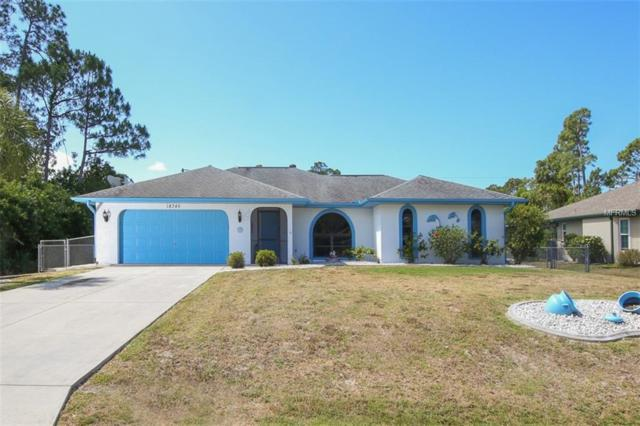 18345 Quadrille Avenue, Port Charlotte, FL 33948 (MLS #C7401318) :: The Duncan Duo Team