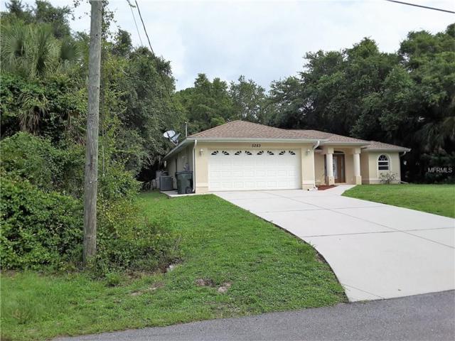 5283 Balmor Terrace, North Port, FL 34288 (MLS #C7402007) :: The Price Group
