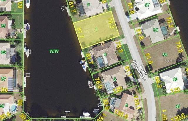 817 Santa Margerita Lane, Punta Gorda, FL 33950 (MLS #C7403413) :: Team Buky