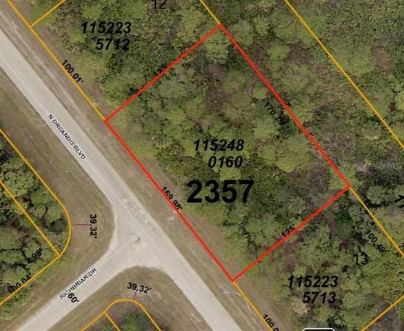 N Orlando Boulevard, North Port, FL 34288 (MLS #C7403531) :: Baird Realty Group