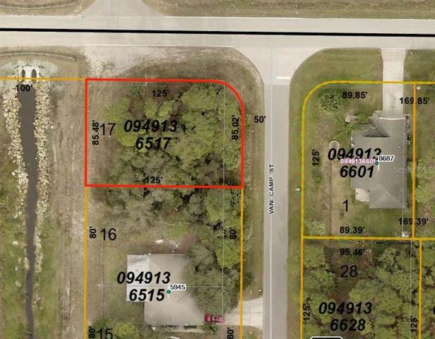 Van Camp Street, North Port, FL 34291 (MLS #C7403568) :: Sarasota Home Specialists