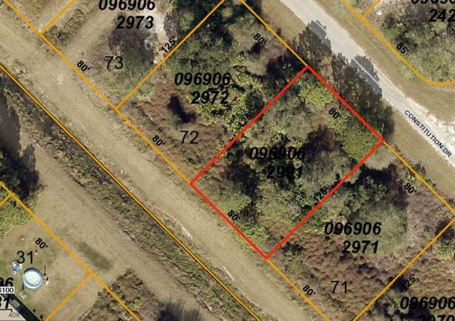 Constitution Drive, North Port, FL 34291 (MLS #C7403569) :: Griffin Group