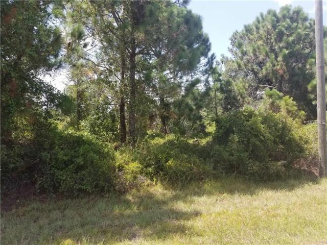 Ent Terrace, North Port, FL 34291 (MLS #C7403765) :: Griffin Group