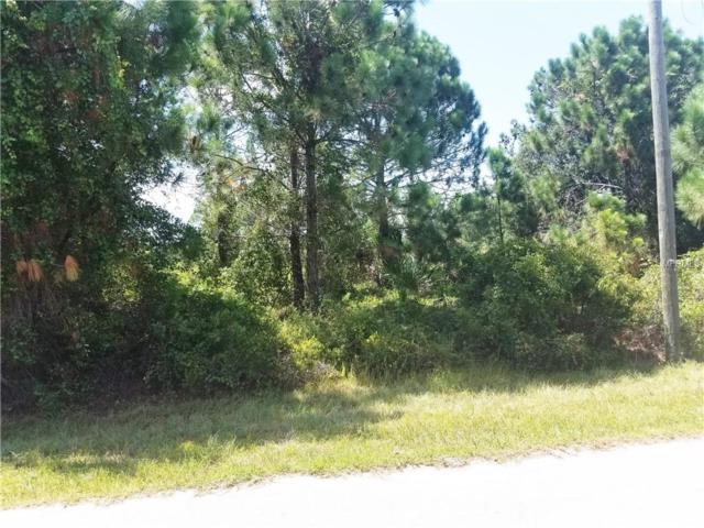 Ent Terrace, North Port, FL 34291 (MLS #C7403766) :: Griffin Group