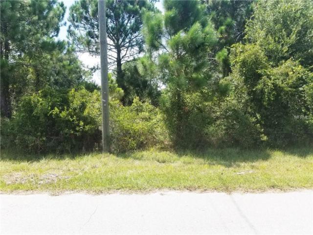 Ent Terrace, North Port, FL 34291 (MLS #C7403767) :: RE/MAX Realtec Group
