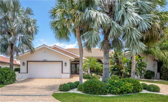2850 Sancho Panza Court, Punta Gorda, FL 33950 (MLS #C7403925) :: Godwin Realty Group