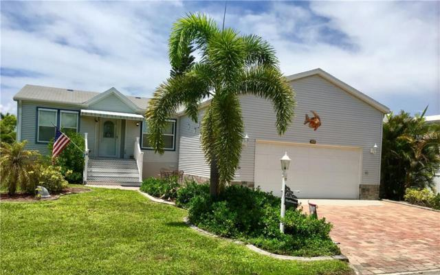 28 Windmill Boulevard 116-O, Punta Gorda, FL 33950 (MLS #C7404054) :: The Duncan Duo Team
