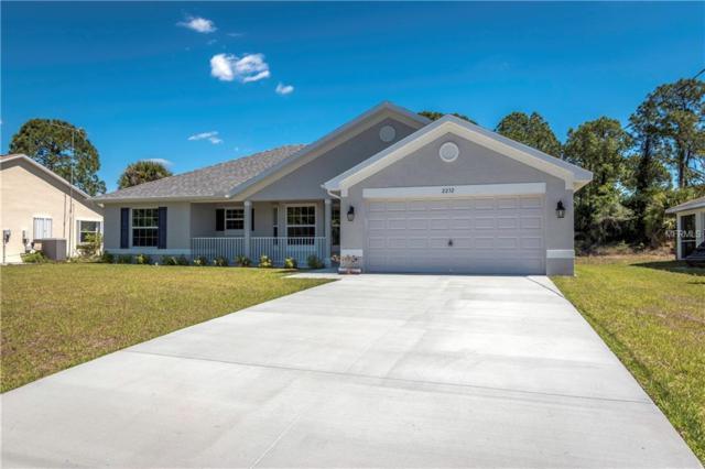 1451 Nash Terrace, Port Charlotte, FL 33953 (MLS #C7404117) :: Team Pepka