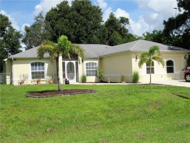 4871 Foxhall Road, North Port, FL 34288 (MLS #C7404327) :: Griffin Group