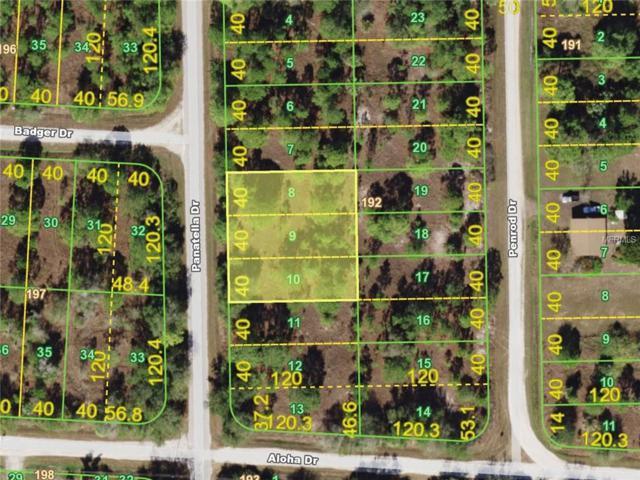 13054 Panatella Drive, Punta Gorda, FL 33955 (MLS #C7404563) :: Burwell Real Estate