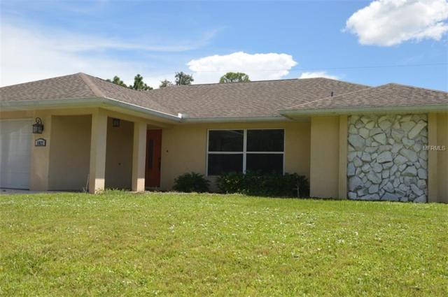 1027 Tropical Avenue NW, Port Charlotte, FL 33948 (MLS #C7404678) :: G World Properties