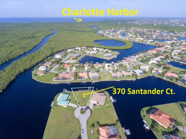 370 Santander Court, Punta Gorda, FL 33950 (MLS #C7405045) :: G World Properties
