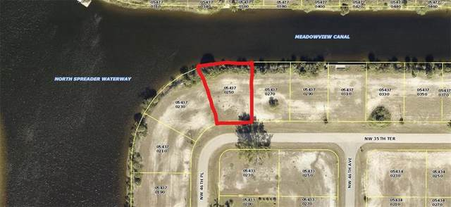4613 NW 35TH Terrace, Cape Coral, FL 33993 (MLS #C7405099) :: Alpha Equity Team