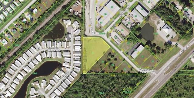 5441 Constitutional Avenue, Punta Gorda, FL 33982 (MLS #C7405584) :: The Duncan Duo Team
