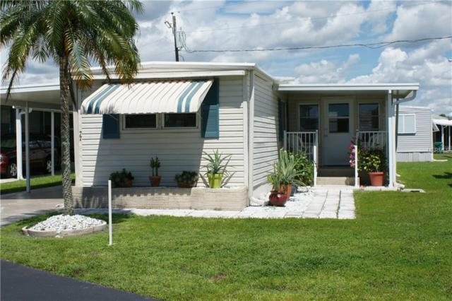 10100 Burnt Store Road #77, Punta Gorda, FL 33950 (MLS #C7405627) :: The Duncan Duo Team