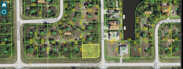 10307 Winnipeg Street, Port Charlotte, FL 33981 (MLS #C7406673) :: KELLER WILLIAMS CLASSIC VI