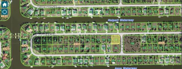 15551 Melport Circle, Port Charlotte, FL 33981 (MLS #C7406680) :: The Lockhart Team