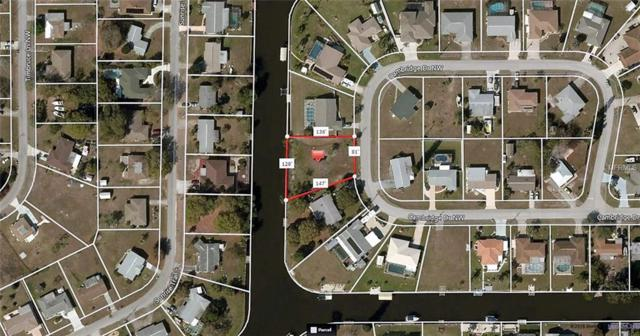 154 Cambridge Drive NW, Port Charlotte, FL 33952 (MLS #C7406760) :: Griffin Group