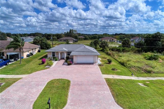2250 S Biscayne Drive, North Port, FL 34287 (MLS #C7407112) :: Delgado Home Team at Keller Williams