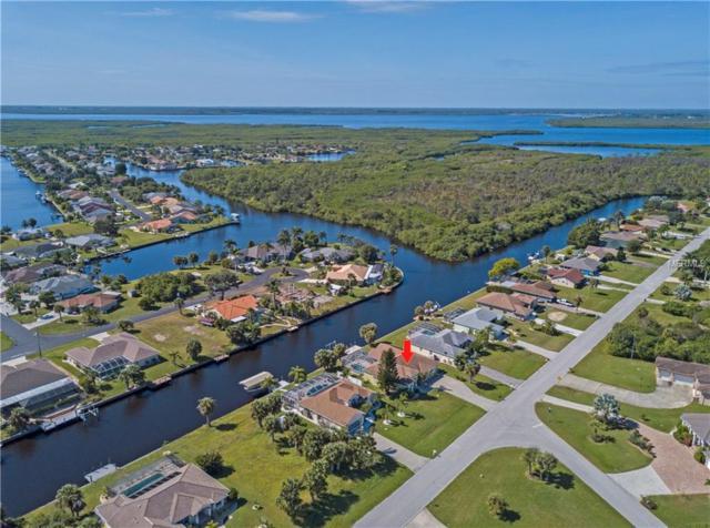 17123 Edgewater Drive, Port Charlotte, FL 33948 (MLS #C7407148) :: Medway Realty