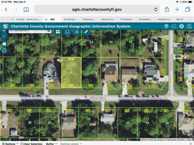 5784 Gillot Boulevard, Port Charlotte, FL 33981 (MLS #C7407564) :: Mark and Joni Coulter | Better Homes and Gardens