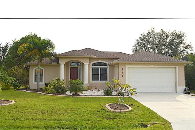 25201 Aysen Drive, Punta Gorda, FL 33983 (MLS #C7407680) :: Delgado Home Team at Keller Williams