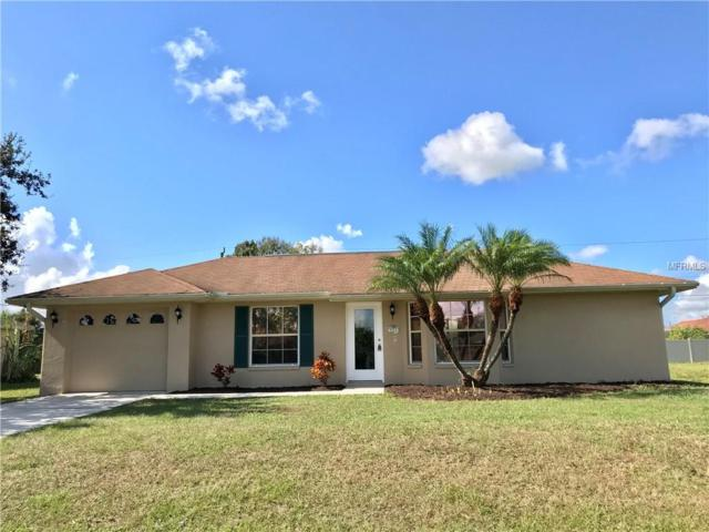 2173 Hopwood Road, North Port, FL 34287 (MLS #C7407824) :: Delgado Home Team at Keller Williams
