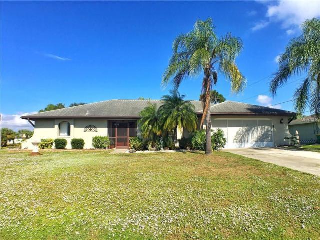 17297 Gulfspray Circle, Port Charlotte, FL 33948 (MLS #C7408097) :: Delgado Home Team at Keller Williams