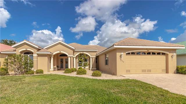 26280 Feathersound Drive, Punta Gorda, FL 33955 (MLS #C7408152) :: The Brenda Wade Team